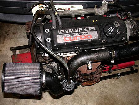 92 tercel engine swap