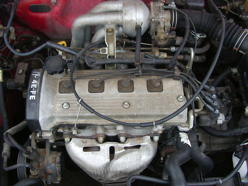 Engine Information on